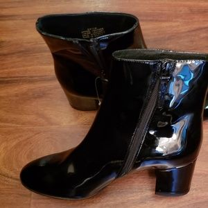 J crew ankle boots